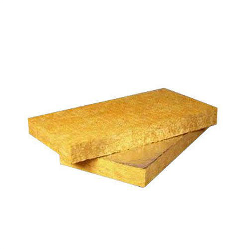 Resin Bonded Rock Wool Slab