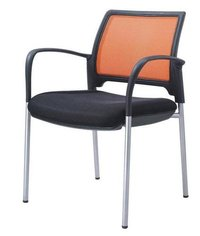 Mesh Back Training Room Chair