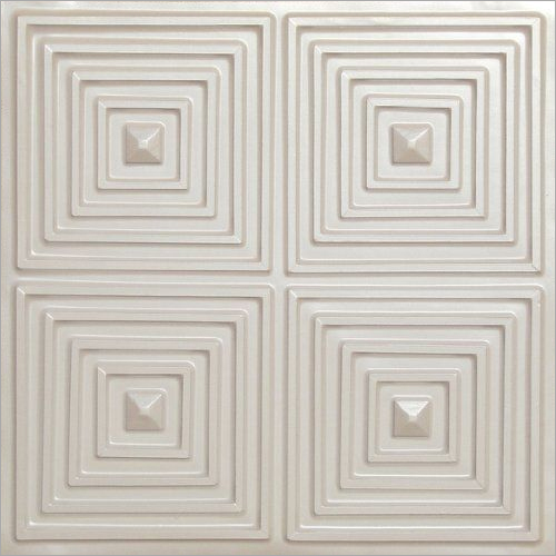 Water Proof PVC Laminated Gypsum Ceiling Tile