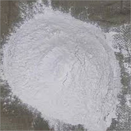 White Plaster Of Paris Powder
