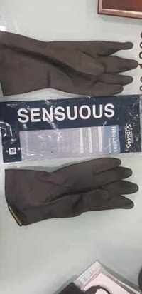 Sensuous Rubber Gloves