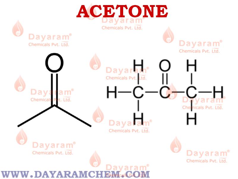 Acetone