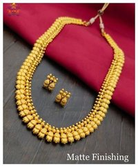 Imitation Gold Necklace Set