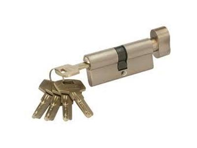 Brass Ultra Key Cylinder