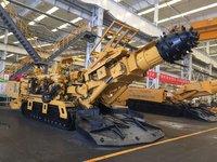 EBZ160M-2 Alpine bolter miner