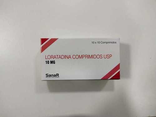 Loratadina Comprimidos Usp