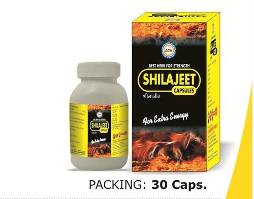 LGH Shilajeet Capsules