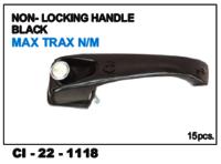 Non  Locking Handle Black  MAX TRAX N/M