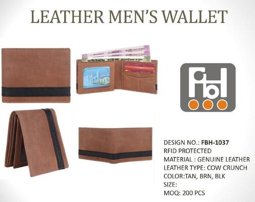 Men's Wallet & Card Holder