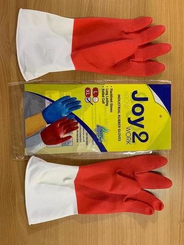 Joy 2 House Hold Rubber Gloves