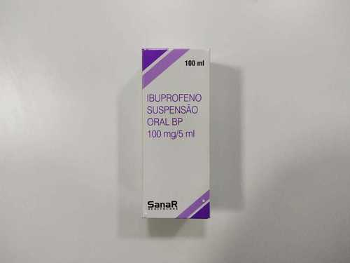 Ibuprofeno Suspensao Oral BP