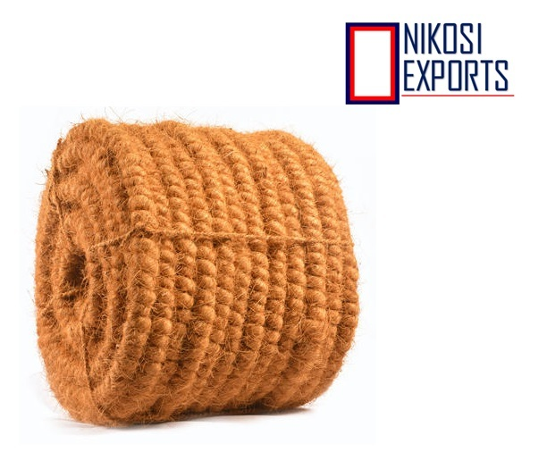 Machine Twisted Coir Rope
