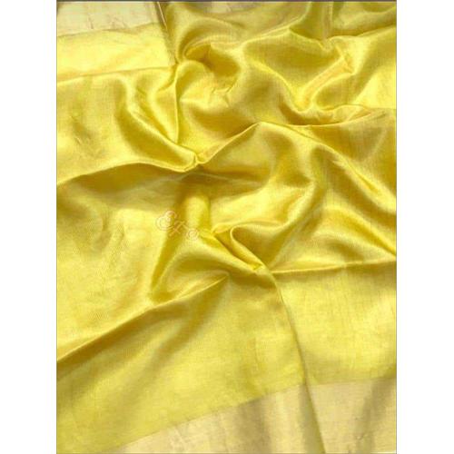 Tissue Linen Sarees