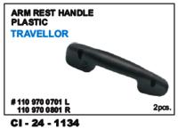Arm Rest Handle Plastic Traveller