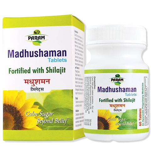Madhushaman Tablets