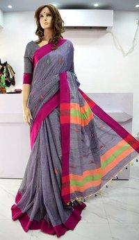 khadi cotton handloom sarees