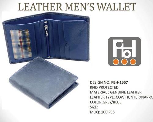 Leather Men's Wallet