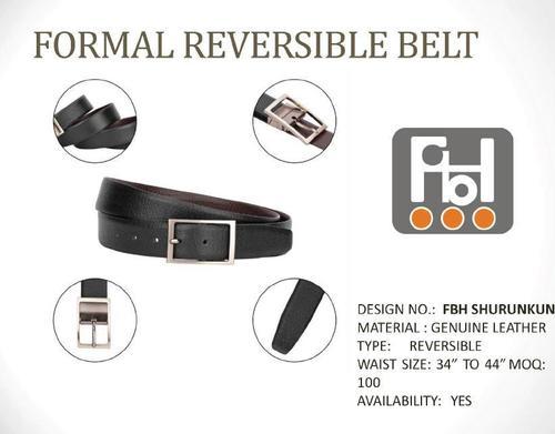 Formal Reversible Belt