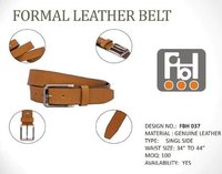 Men's Formal Belt