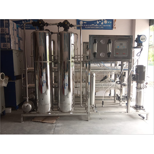 1000 Lph Fully SS  RO Plant