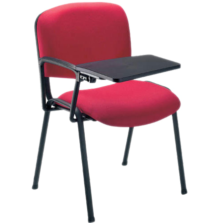 Student Training Institution Writing Pad Chair