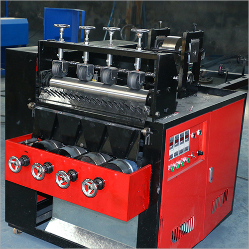 4 Ball Flat Scrubber Making Machine