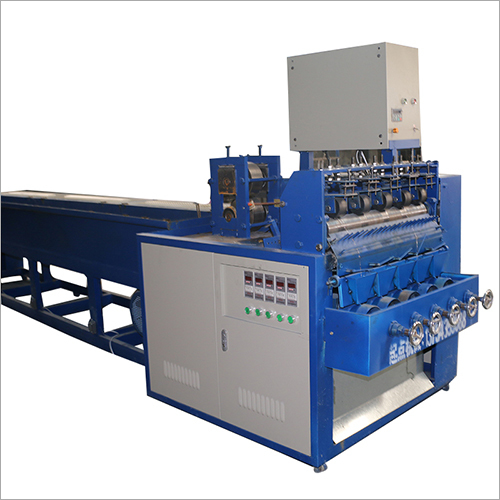 5 Wire 5 Ball Flat Combined Scrubber Making Machine