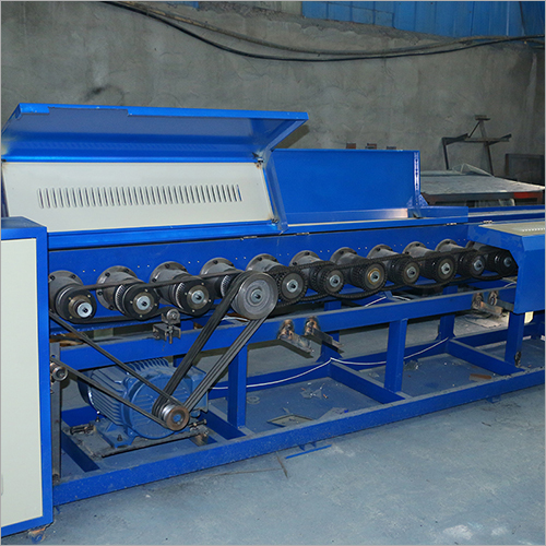 5 Ball Flat Combined Scrubber Making Machine