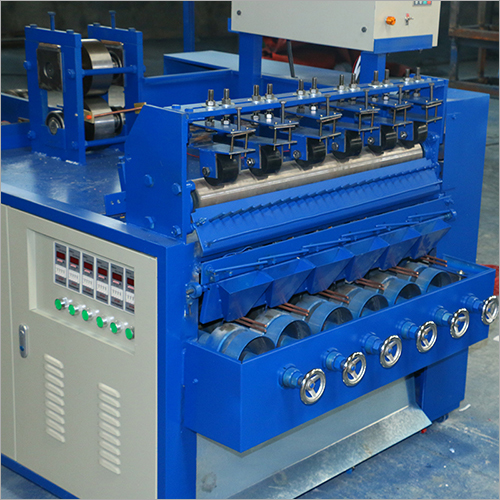 6 Ball Combined Scrubber Making Machine