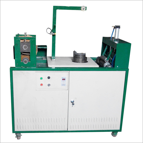 Single Head Mesh Knitting Machine
