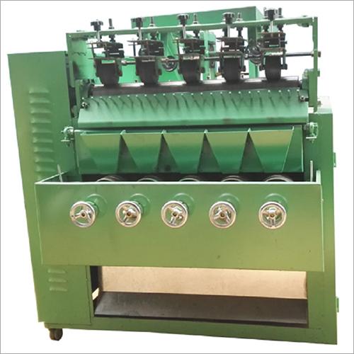 5wire 5ball flat Scourer Making Machine