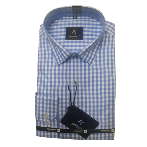 Checked Formal Shirt