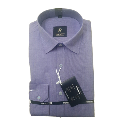 Mens Cotton Collar Neck Shirts