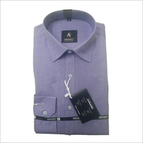 Mens Cotton Collar Neck Shirts