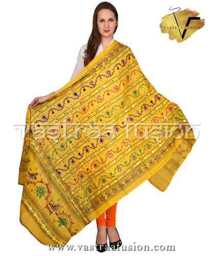 Ladies Trendy Phulkari Dupatta
