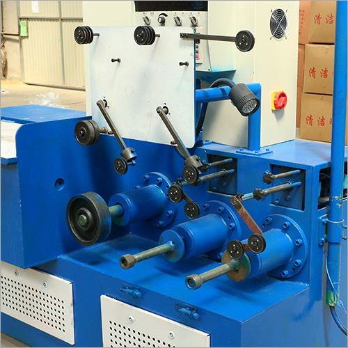 Automatic Wire Drawing Machine