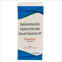 Xylometazoline Hydrochloride Nasal Solution IP