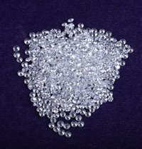 Cvd Diamond 1.20mm to1.25mm DEF VS SI Round Brilliant Cut Lab Grown HPHT Loose Stones TCW 1