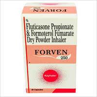 Fluticasone  Formoterol Inhaler