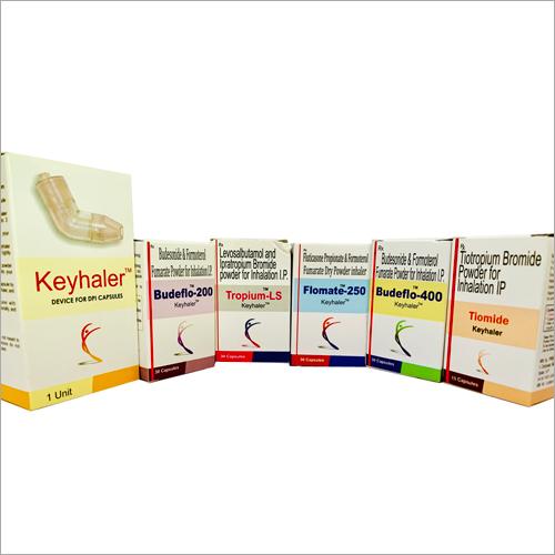 Dry Powder Inhaler Franchise