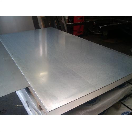 Galvanised Plain Sheet