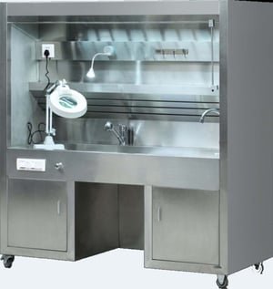 Grossing Cabinet