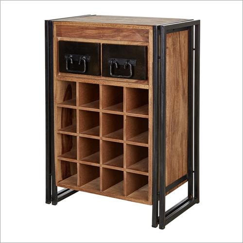 Iron Bar Cabinet