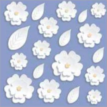 Flower Emboss Tile