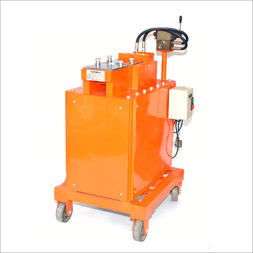 Hydraulic Cold Pressure Rod Butt Welder