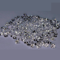 Cvd Diamond 1.70mm to1.80mm DEF VS SI Round Brilliant Cut Lab Grown HPHT Loose Stones TCW 1