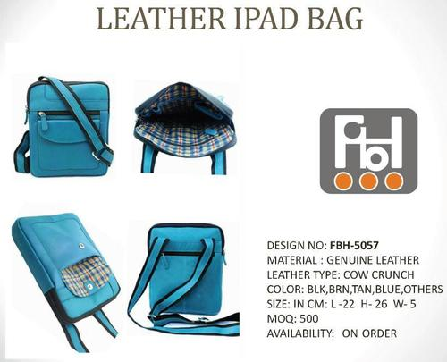 Leather Ipad Bag