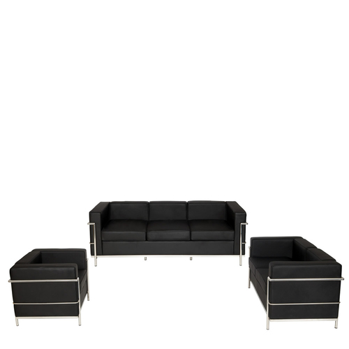 1 + 2 + 3 Seater Leather Sofa