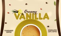 Vanilla Flavoured Coffee