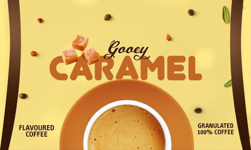 Caramel Flavoured Coffee